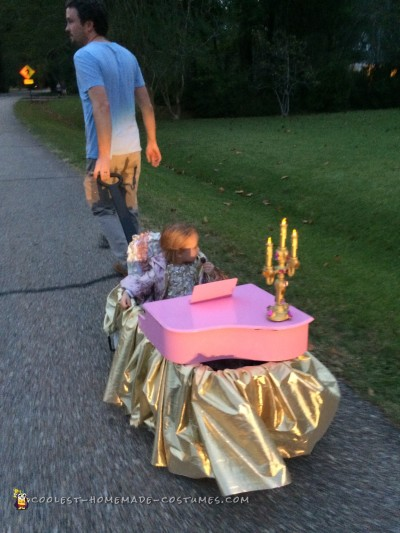 Behind the Candelabra Liberace Toddler Costume