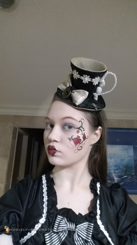 Best Glamorous Wonderland Costume - 1
