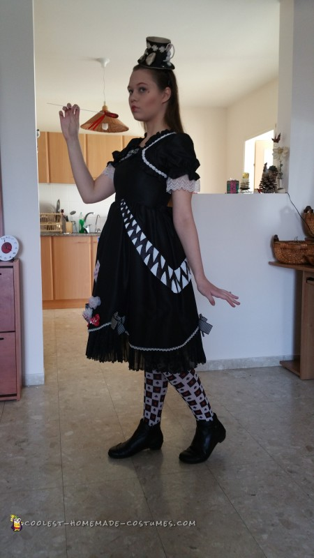 Best Glamorous Wonderland Costume - 8