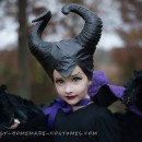 Best Maleficent Costume for a Girl