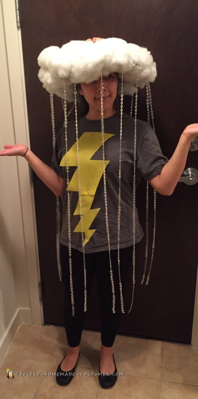 Punniest Costume Ever: Brainstorm Costume