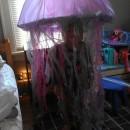 Bio-Luminescent Jellyfish Costume