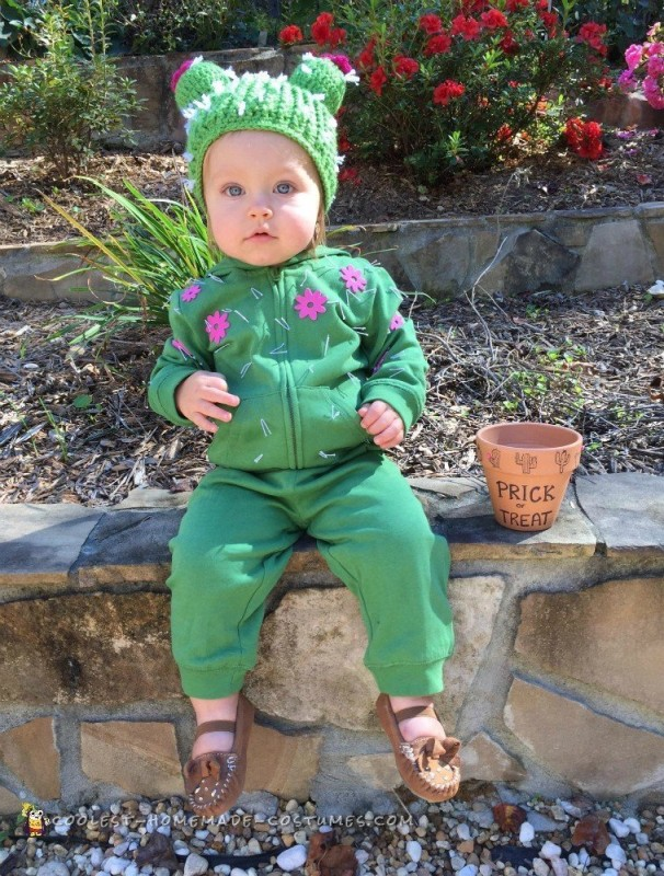 """""""Prick or Treat"""" Cactus Costume - 6"""