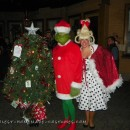 Christmas Tree, Cindy Lou Who and The Grinch Costumes