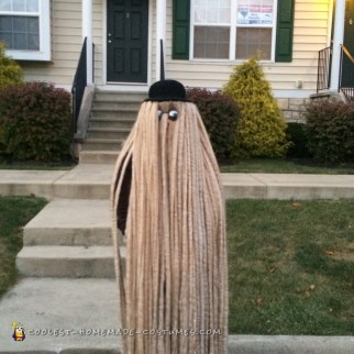 Cool Cousin Itt Costume