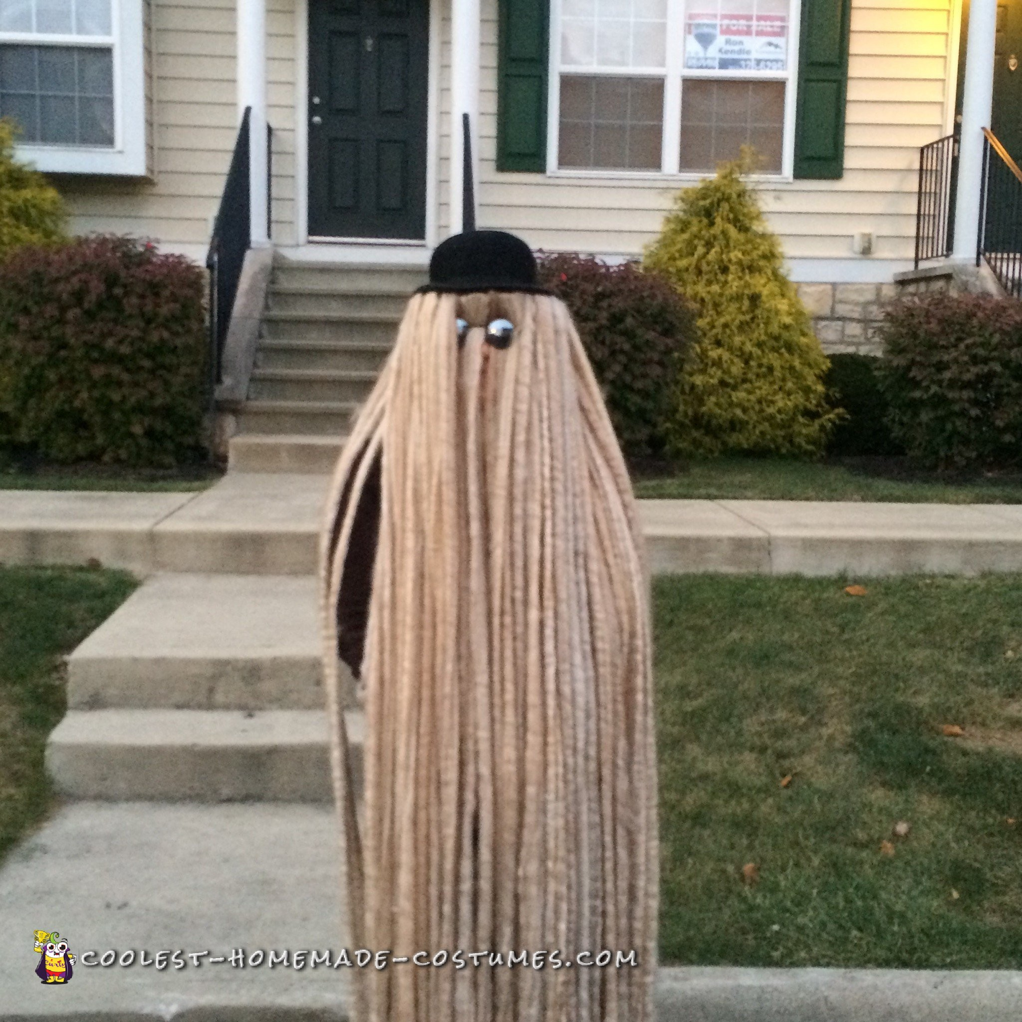 Cool Cousin Itt Costume