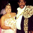 Coming to America Prince and Princess of Zamunda Couple Costume