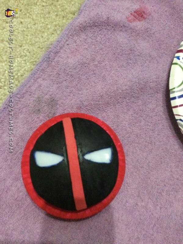 Cool Deadpool Costume - 6