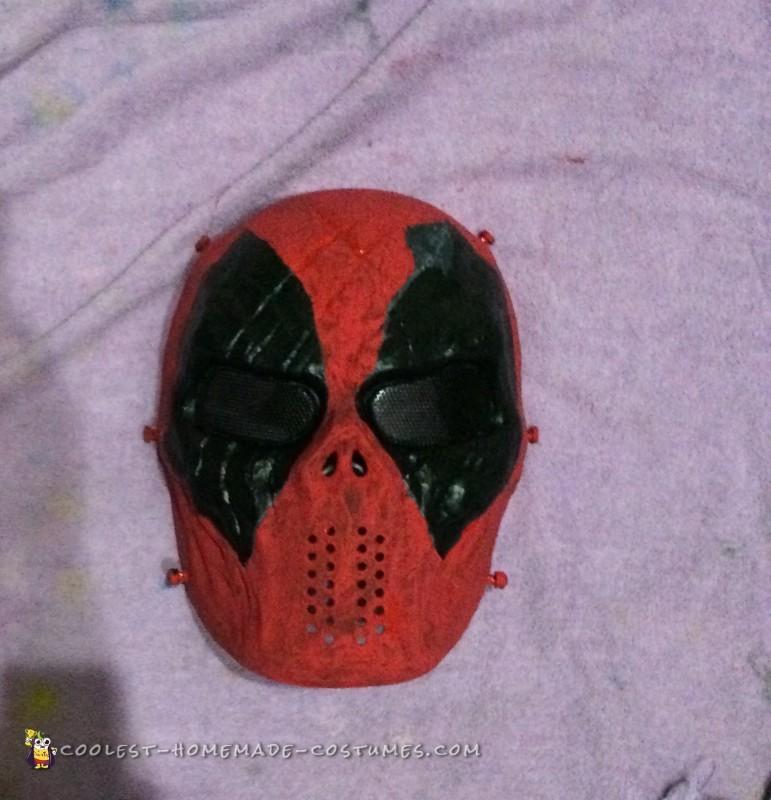 Cool Deadpool Costume - 8