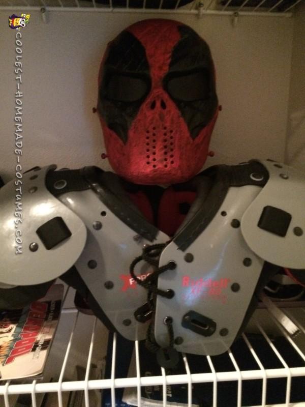 Cool Deadpool Costume - 2