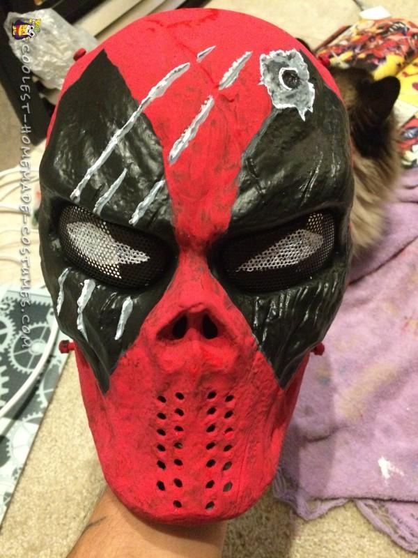 Cool Deadpool Costume - 3