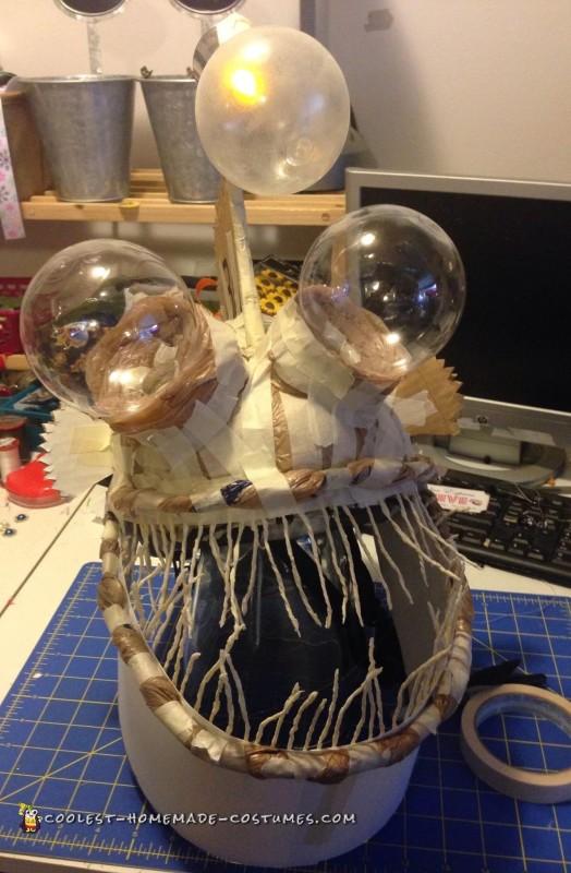 Coolest Angler Fish in a Aquarium Costume
