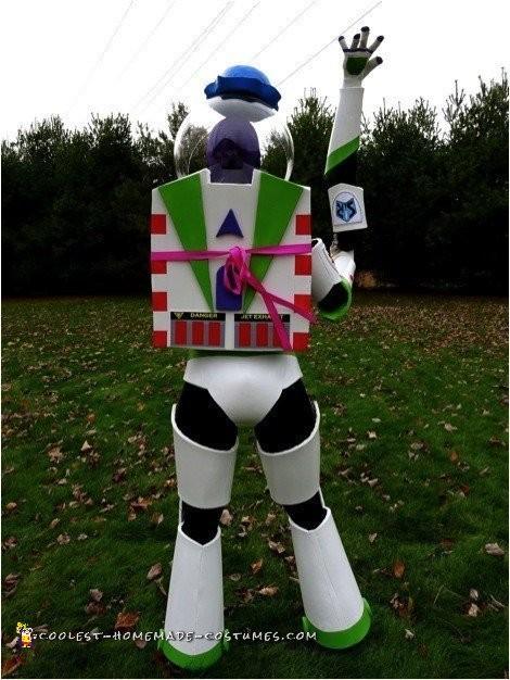 Coolest Homemade Mrs. Nesbitt/Buzz Lightyear Costume - 1