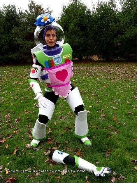Coolest Homemade Mrs. Nesbitt/Buzz Lightyear Costume - 2