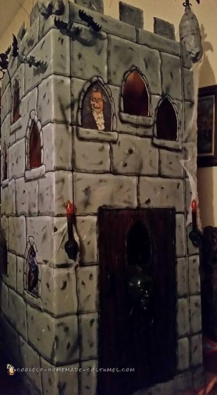 Coolest Kid's Haunted Castle Costume - 2