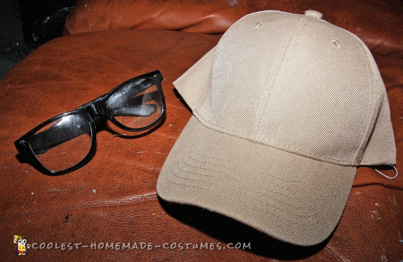 Seymour's Glasses and Hat