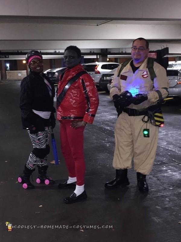 Coolest Michael Jackson Thriller Costume