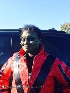 Coolest Michael Jackson Thriller Costume