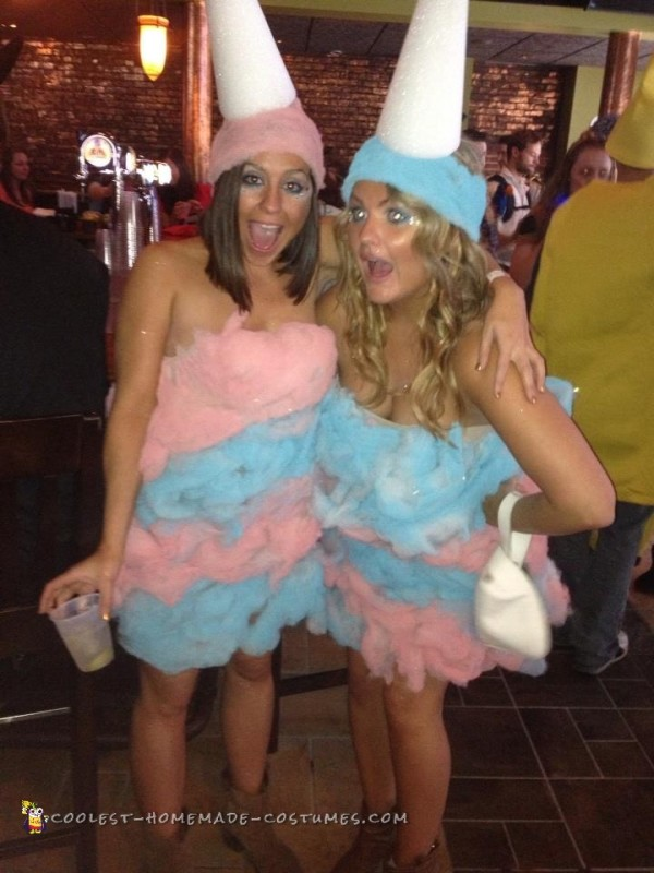 Cotton Candy Couple Costume - 1