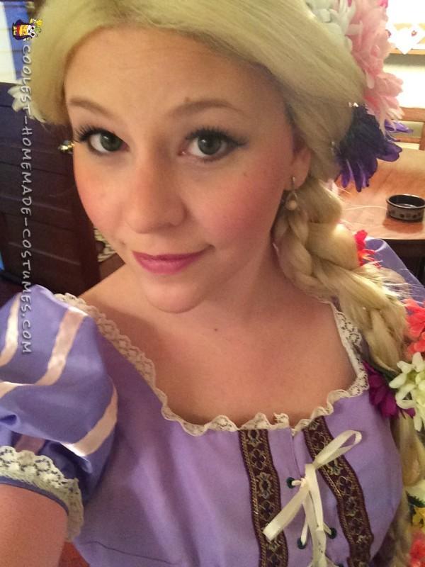 Rapunzel Selfie!
