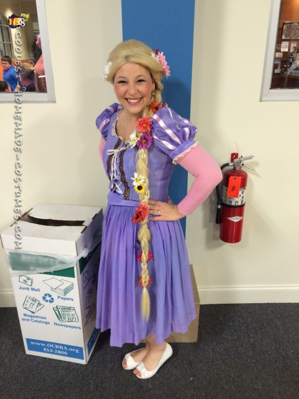 Rapunzel full dress
