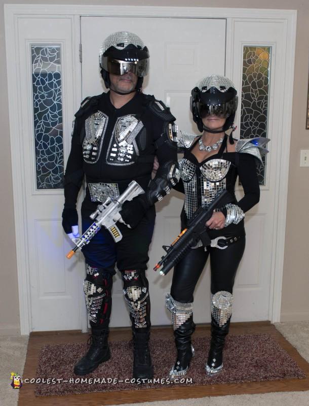 Trooper Costume Front