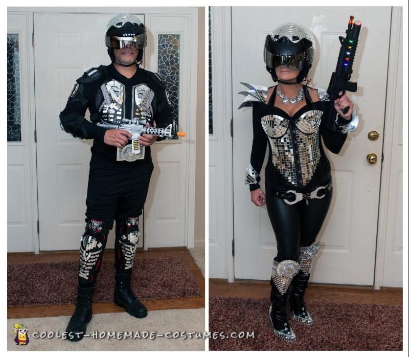 Trooper Costume Front 2