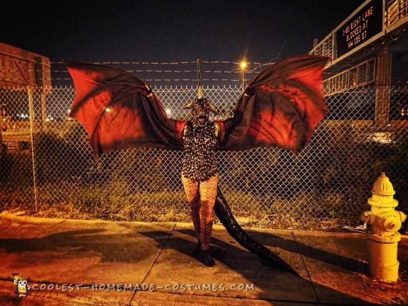 Happy Halloween! Love, Drogon