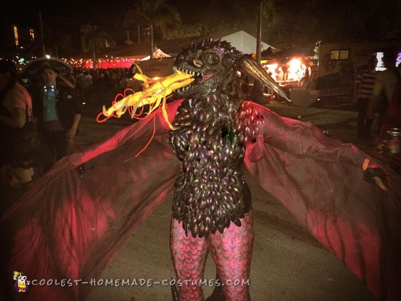 Drogon Targaryen Costume – Master of Dragons from Game of Thrones