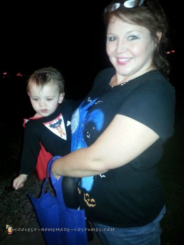 Coffin Stroller and Shark Stroller for Halloween