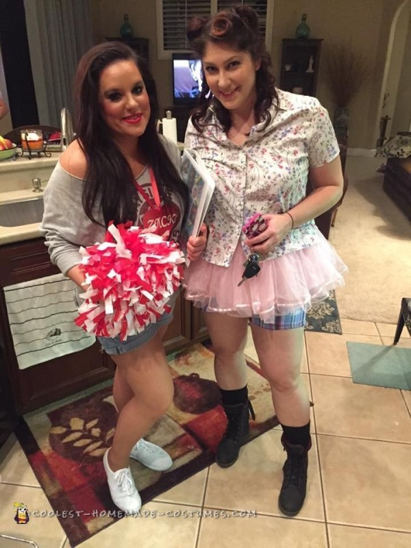 Easy Saved by the Bell Kelly Kapowski Costume - 2