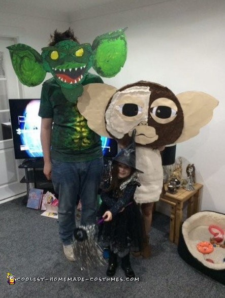 Easy to Make Gizmo Costume - 1