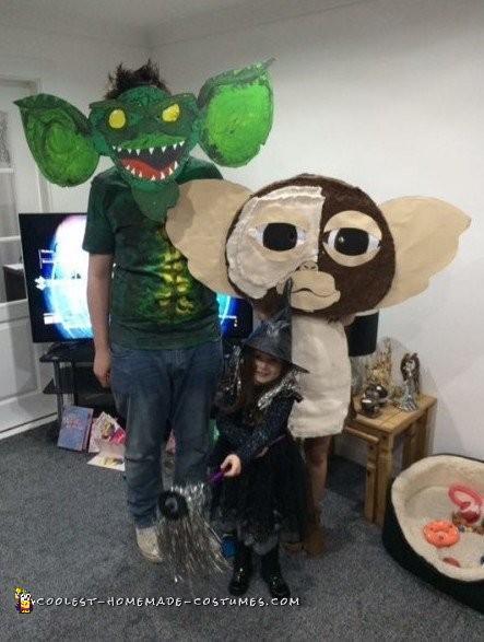 Easy to Make Gizmo Costume - 1