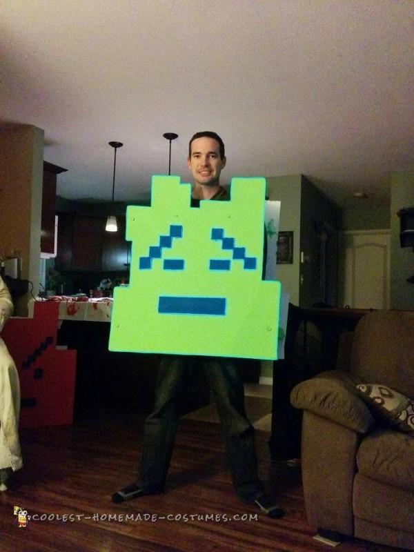 Husband's costume