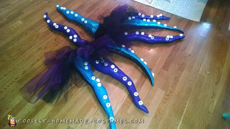 Elaborate Octopus Costume! - 6