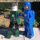Everything Is Awesome Lego Mini-Figure Costumes