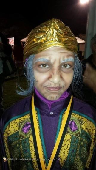 Evil Madame Zoltar Costume