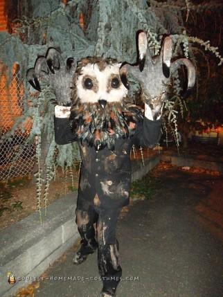 Lord of Tears Owl Man Costume