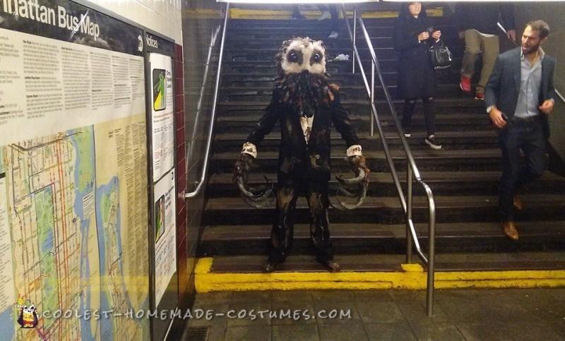 N.Y.C. Subway