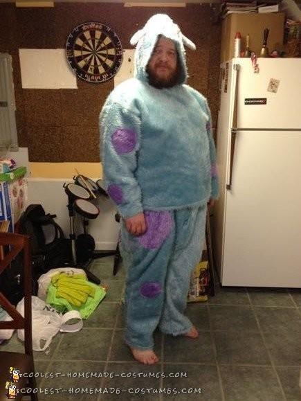 Family Monster's Inc. Group Costume - 2