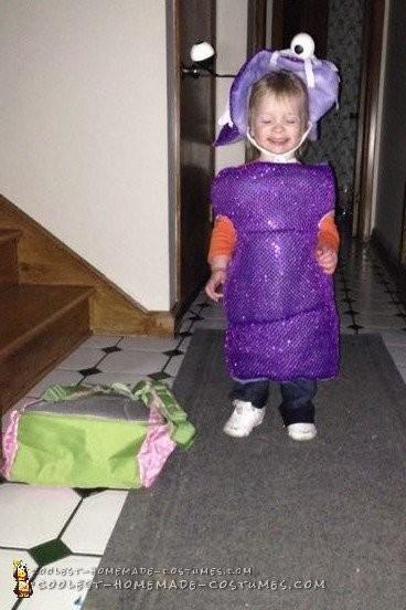 Family Monster's Inc. Group Costume - 5