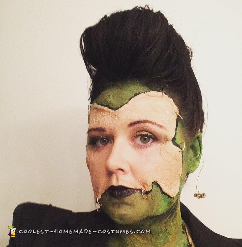 Female Frankenstein's Monster Costume