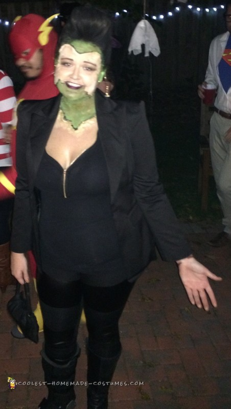 Female Frankenstein's Monster Costume - 2
