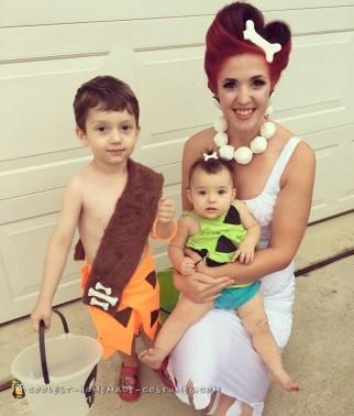 Flintstones Family Costumes For Under $40!