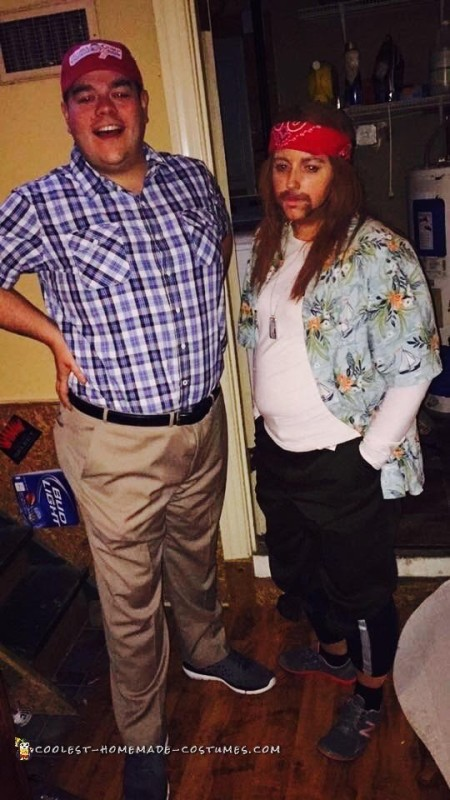 Forrest Gump and Lieutenant Dan Couple Costume - 7