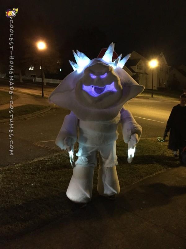 Frozen's Marshmallow Snow Monster Costume - 1