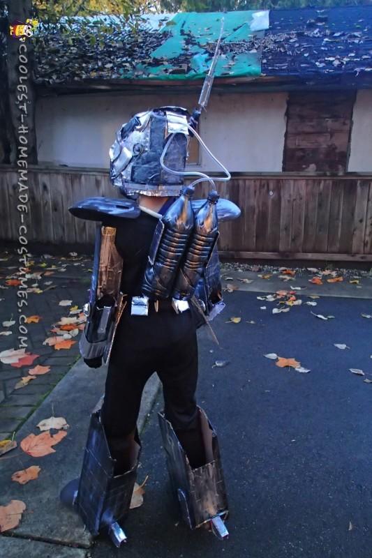 Futuristic Robot Costume - 1