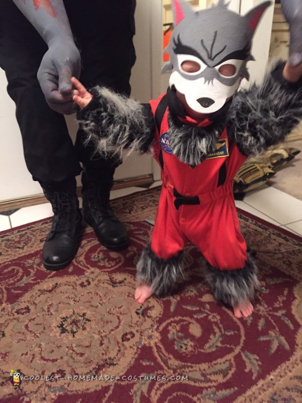 Guardians of the Galaxy Family Costume - 5