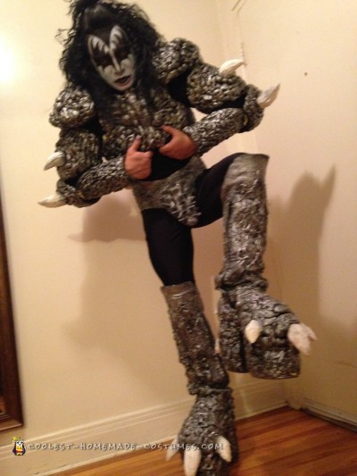 Gene Simmons Dynasty Era Costume