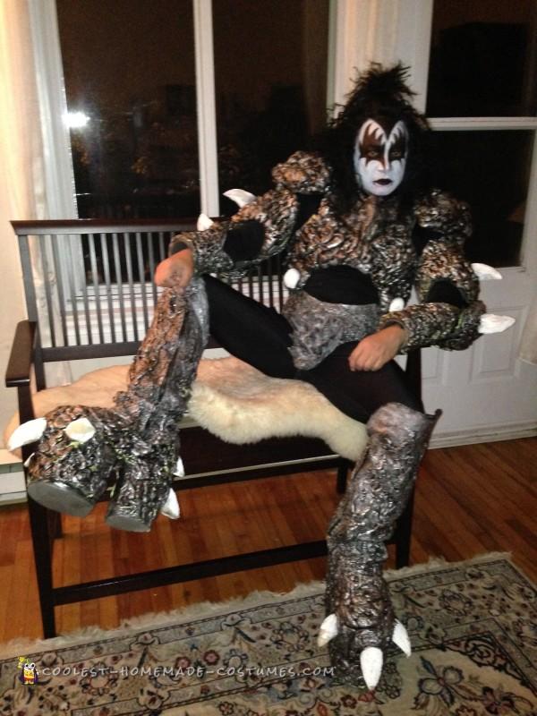 Gene Simmons Dynasty Era Costume - 1